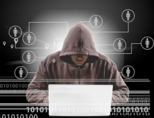 keeping safe from online hackers